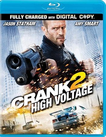 Crank High Voltage 2009 Dual Audio Hindi Bluray Movie Download