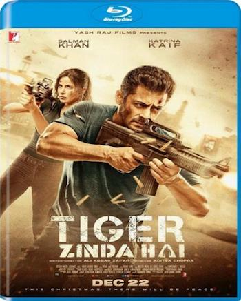 Tiger Zinda Hai 2017 Hindi Bluray Movie Download