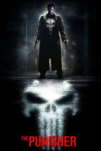 Poster of The Punisher 2004 Full Hindi Dual Audio Movie Download BluRay Hd 480p