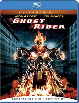 Ghost Rider 2007 Extended Dual Audio Hindi Bluray Movie Download