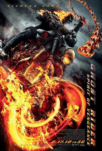 Ghost Rider Spirit Of Vengeance 2011 Dual Audio Hindi English BluRay 720p Movie Download