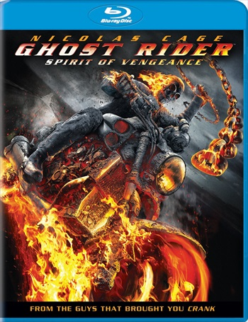 Ghost Rider Spirit of Vengeance 2011 Dual Audio Hindi 480p BRRip 300mb