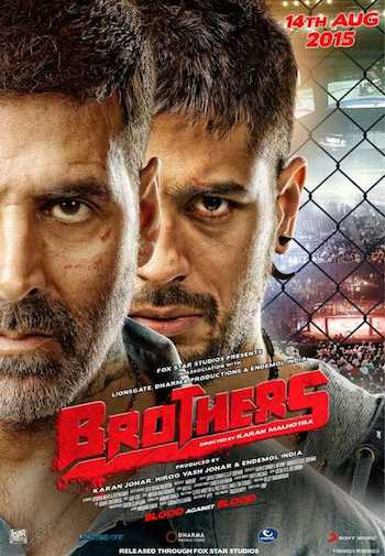 Brothers 2015 Hindi Full Movie Download