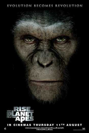Rise of the Planet of the Apes 2011 Dual Audio Hindi Full Movie Download