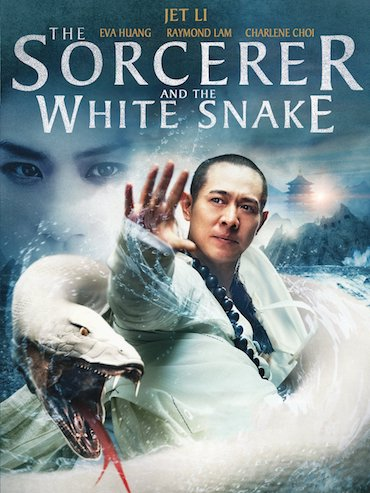 The Sorcerer And The White Snake 2011 Dual Audio Hindi English BluRay 720p Movie Download
