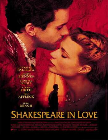 Shakespeare in Love 1998 Hindi Dual Audio 350MB BluRay 480p ESubs