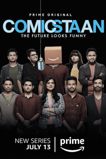 Comicstaan 2019 S02 Hindi Complete 720p 480p WEB-DL Download