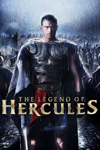 Poster of The Legend of Hercules 2014 Full Hindi Dual Audio Movie Download BluRay Hd 720p