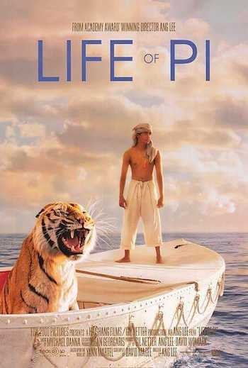 Life of Pi 2012 Dual Audio Hindi English BRRip 720p 480p Movie Download