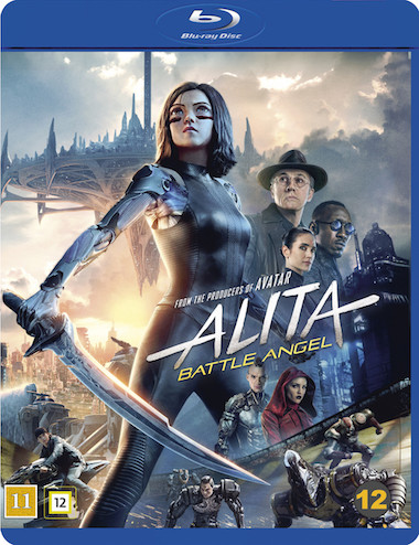 Alita Battle Angel 2019 Dual Audio ORG Hindi Bluray Full 300mb Download