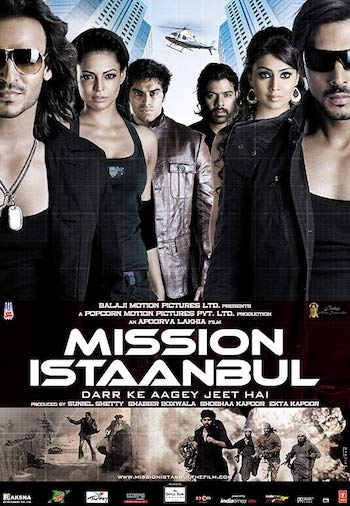 Mission Istaanbul – Darr Ke Aagey Jeet Hai 2008 Hindi 720p WEB-DL 900mb