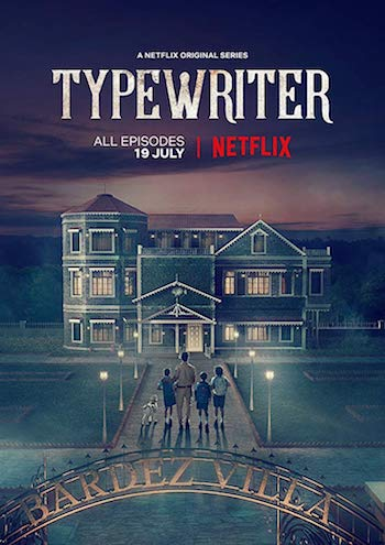 Typewriter S01 Complete Hindi Dual Audio 720p Web-DL MSubs