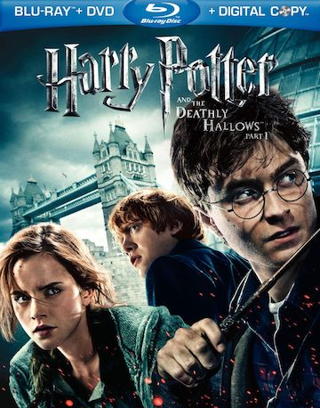 Harry Potter and the Deathly Hallows Part 1 (2010) Dual Audio Hindi 720p BluRay 1GB