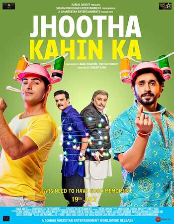Jhootha Kahin Ka 2019 Full Hindi Movie 720p pDVDRip Download