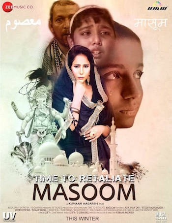 Time To Retaliate Masoom 2019 Hindi 720p WEB-DL 850mb