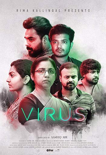 Virus 2019 Malayalam 720p WEB-DL 1.2GB ESubs