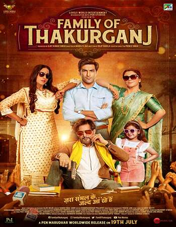 Family of Thakurganj 2019 Hindi 720p Pre-DVDRip x264