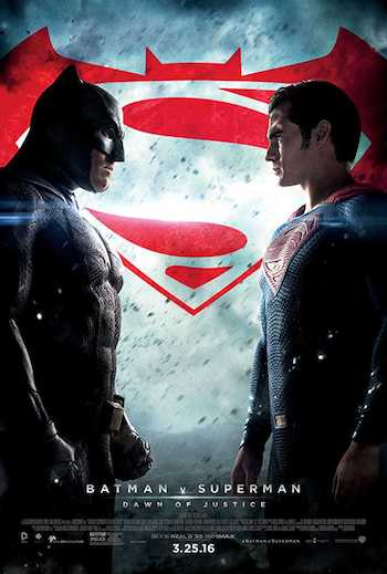 Batman Vs Superman Dawn Of Justice 2016 Dual Audio Hindi English BluRay 720p Movie Download
