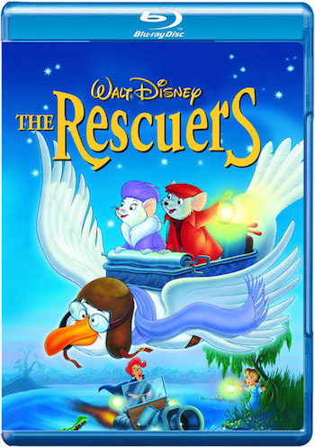 The Rescuers 1977 Dual Audio Hindi Bluray Movie Download