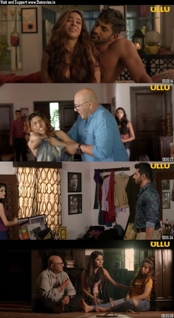 Metoo Wolf Of Bollywood 2019 Part 1 Complete Hindi 720p WEB-DL 700MB