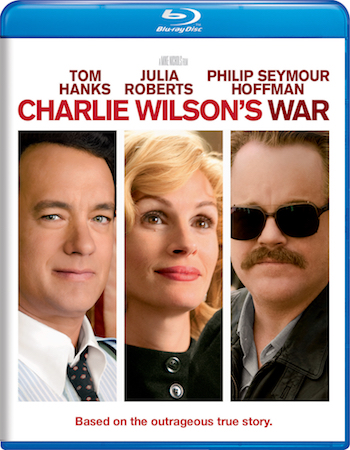 Charlie Wilsons War 2007 Dual Audio Hindi 720p BluRay 990mb