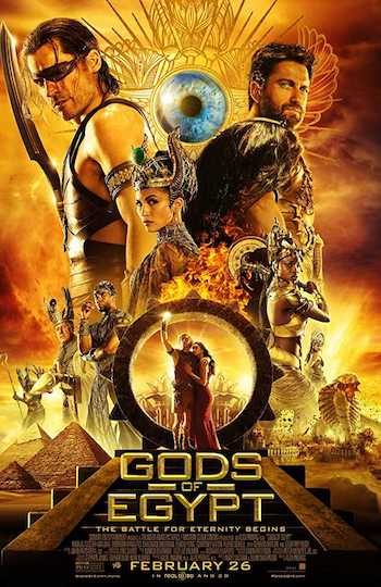 Gods of Egypt 2016 Dual Audio Hindi Full Movie Download