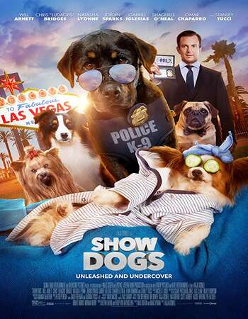 Show Dogs 2018 Hindi Dual Audio BRRip Full Movie 720p HEVC Download