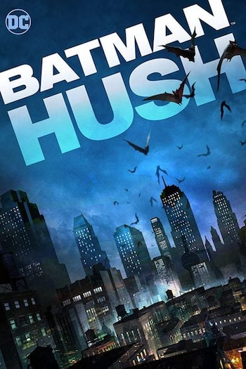 Batman Hush 2019 English 720p WEB-DL 700MB ESubs