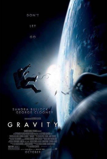 Gravity 2013 Dual Audio Hindi English BluRay 480p Movie Download