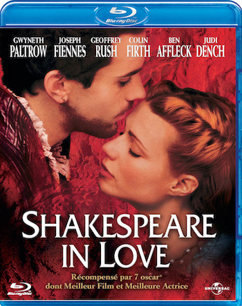 Shakespeare In Love 1998 Dual Audio Hindi 720p BluRay 1GB