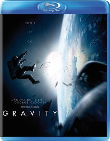 Gravity 2013 Dual Audio Hindi 480p BluRay 280mb
