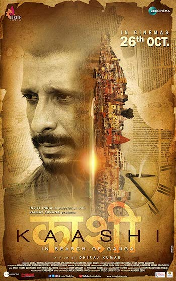 Kaashi In Search Of Ganga 2018 Hindi 480p WEB-DL 350MB