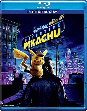 Pokemon Detective Pikachu 2019 English Bluray Movie Download