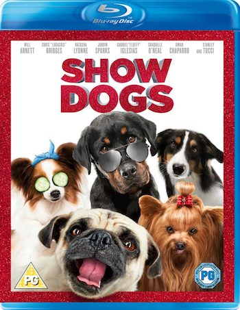 Show Dogs 2018 Dual Audio Hindi 720p BluRay 900mb
