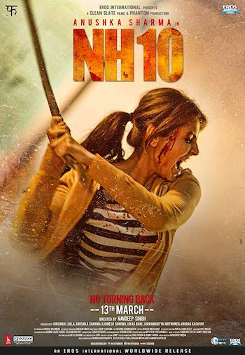 NH10 (2015) Hindi 720p DVDRip 900mb