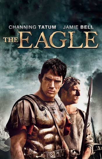 Poster of The Eagle 2011 Full Hindi Dual Audio Movie Download BluRay Hd 720p