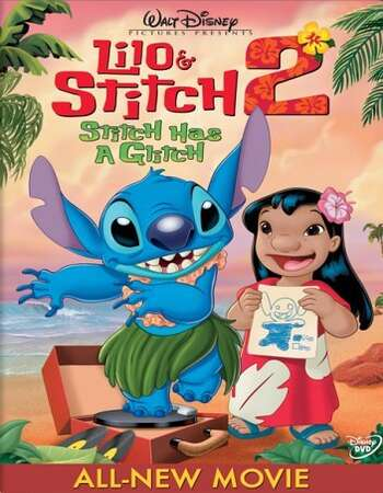 Lilo And Stitch 2 Stitch Has a Glitch 2005 Hindi Dual Audio BRRip Full Movie 720p Download