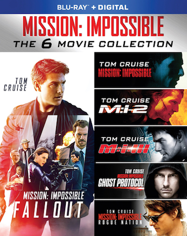 Mission Impossible Collection (1996-2018) All Movies Dual Audio Hindi Full Movie Download