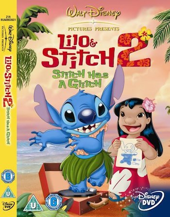 Lilo and Stitch 2 Stitch Has A Glitch 2005 Dual Audio Hindi 720p BluRay 550mb