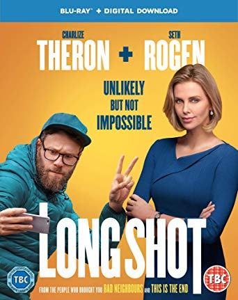 Long Shot 2019 English 720p BRRip 950MB ESubs
