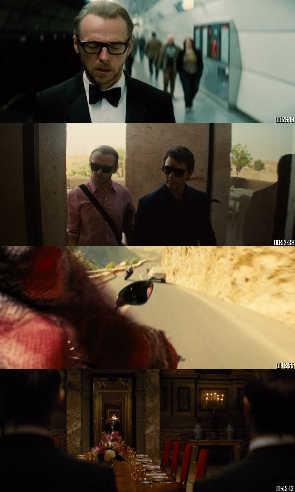 Mission Impossible Rogue Nation 2015 BRRip 720p 480p Dual Audio Hindi English Full Movie Download