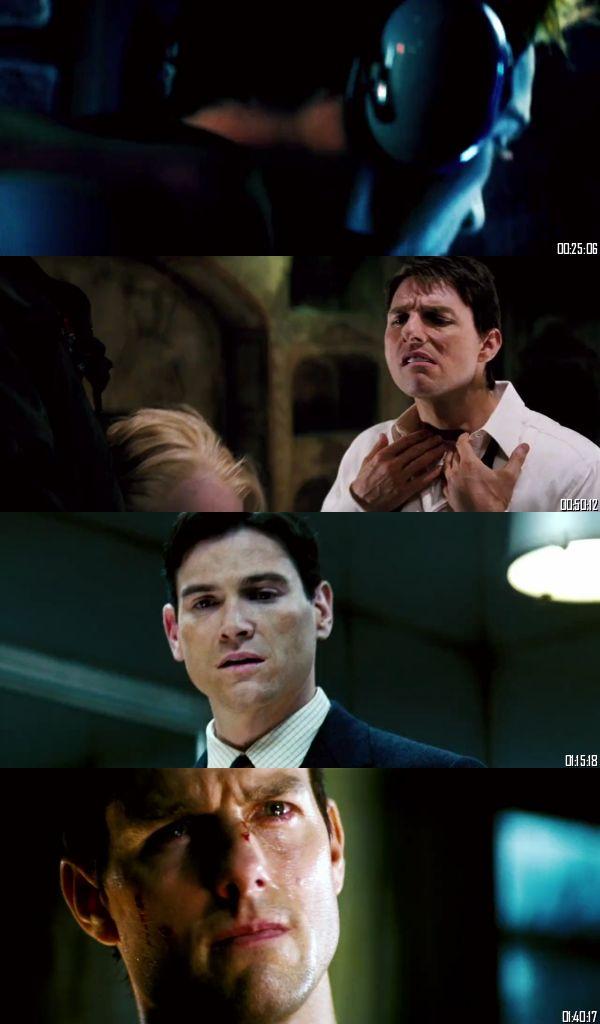 Mission Impossible III (2006) BRRip 720p 480p Dual Audio Hindi English Full Movie Download