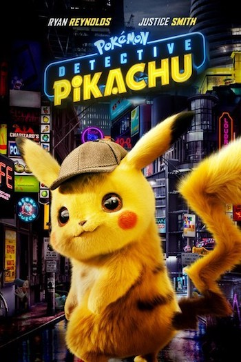 Pokemon Detective Pikachu 2019 Dual Audio ORG Hindi Bluray Full 300mb Download