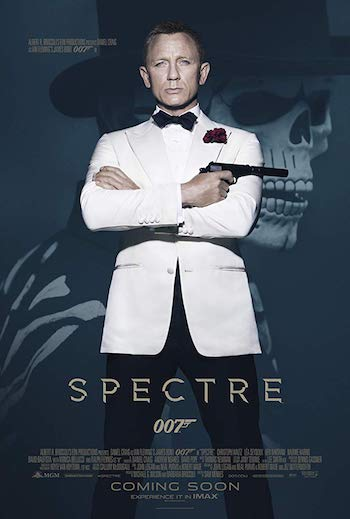 Spectre 2015 Dual Audio Hindi English BluRay 480p Movie Download
