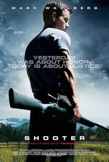 Shooter 2007 Dual Audio Hindi English BRRip 720p 480p Movie Download