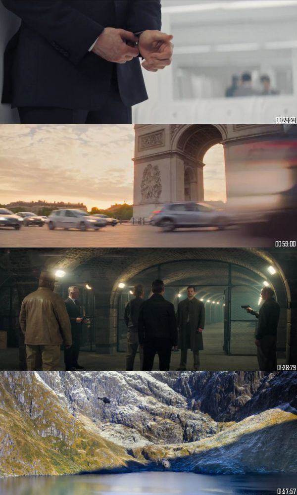 Mission Impossible Fallout 2018 BRRip 720p 480p Dual Audio Hindi English Full Movie Download