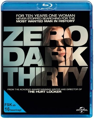 Zero Dark Thirty 2012 Dual Audio Hindi English BluRay 720p 480p Movie Download