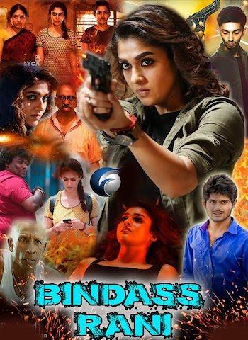 Bindass Rani (Kolamavu Kokila) 2018 Hindi Dubbed Full Movie Download