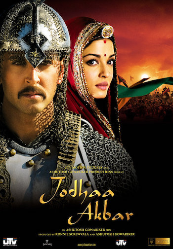 Jodhaa Akbar 2008 Hindi 720p HDRip x264