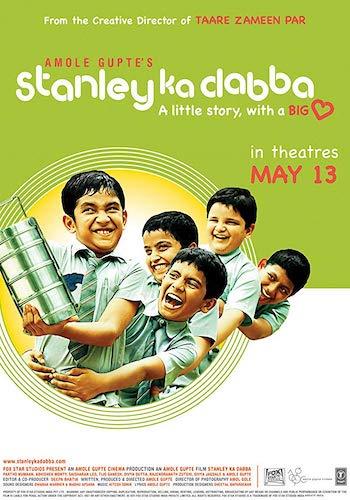 Stanley Ka Dabba 2011 Hindi 720p WEB-DL 750mb